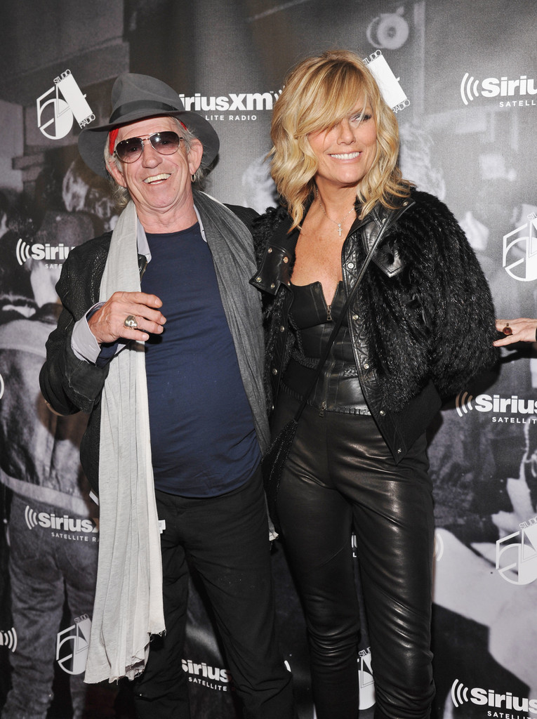 Keith Richards Tennis Shoes