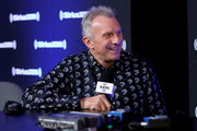 Former NFL player Joe Montana speaks onstage during day 3 of SiriusXM at Super Bowl LIV on January 31, 2020 in Miami, Florida.