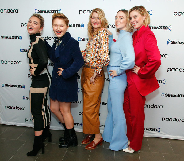 SiriusXM's Town Hall With The Cast Of Little Women Hosted By SiriusXM's Jess Cagle