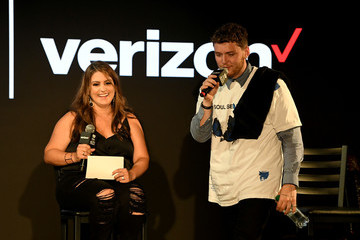 Sisanie iHeartRadio LIVE And Verizon Bring You Bazzi At The Conga Room In L.A.