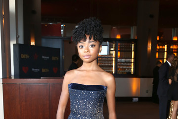 Skai Jackson Black Girls Rock! 2017 - Pre Reception