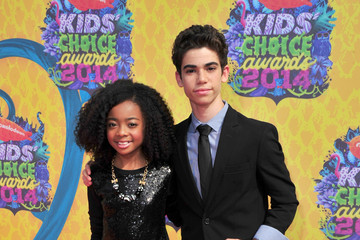 Skai Jackson Nickelodeon's 27th Annual Kids' Choice Awards - Arrivals