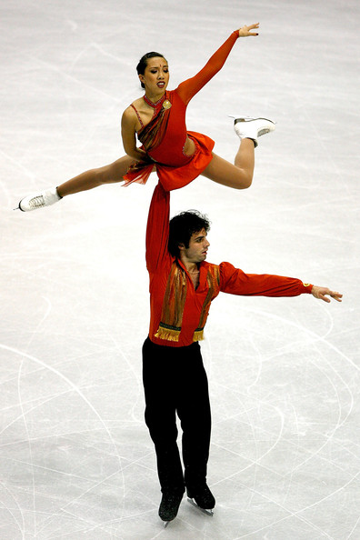Figure Skating at the 2010 winter Olympics