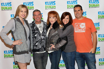 Skeery Jones Kathy Griffin Visits 'The Elvis Duran Z100 Morning Show'