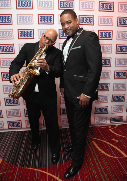 Ski Johnson Photos Photos Uso Armed Forces Gala And Gold Medal