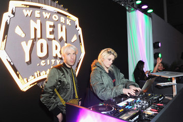 Sky Ferreira WeWork Celebrates the New York Creator Awards at Skylight Clarkson Sq.