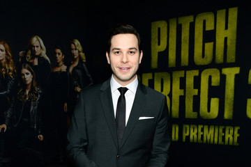 Skylar Astin Premiere of Universal Pictures' 'Pitch Perfect 3' - Red Carpet