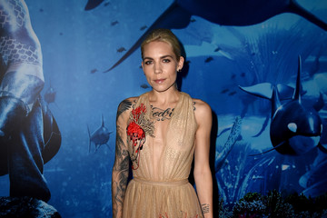 "Skylar Grey Premiere Of Warner Bros. Pictures' ""Aquaman"" - Red Carpet"