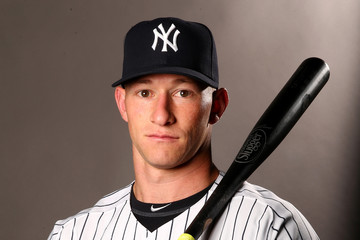 Slade Heathcott  New York Yankees Photo Day