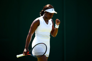 Sloane Stephens Day Four: The Championships - Wimbledon 2019
