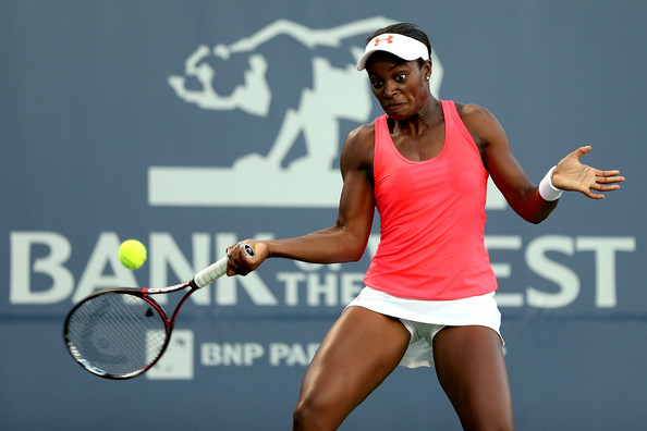 Sloane Stephens Photos Photos - Bank Of The West Classic ...