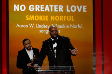 Smokie Norful 57th GRAMMY Awards - Premiere Ceremony