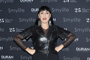Actress Rossy de Palma attends the Smylife collection Beauty Art IV charity auction at the Thyssen Museum on November 19, 2018 in Madrid, Spain.