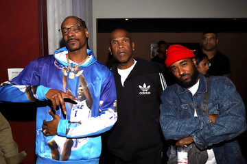 Snoop Dogg Big Boy Los Angeles Influencer Special Screening of Sony Pictures' BLACK AND BLUE, Hosted By Terrence J And Director Deon Taylor