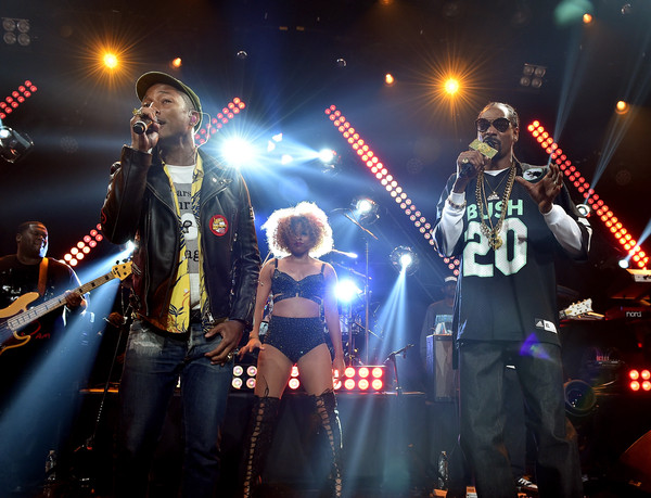 Snoop Dogg Live at the iHeartRadio Theater Los Angeles