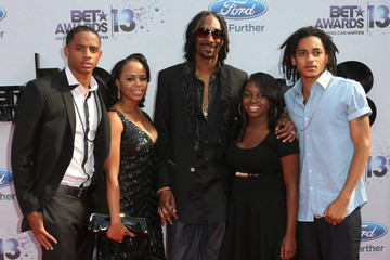 Snoop Dogg Snoop Lion Arrivals at the BET Awards