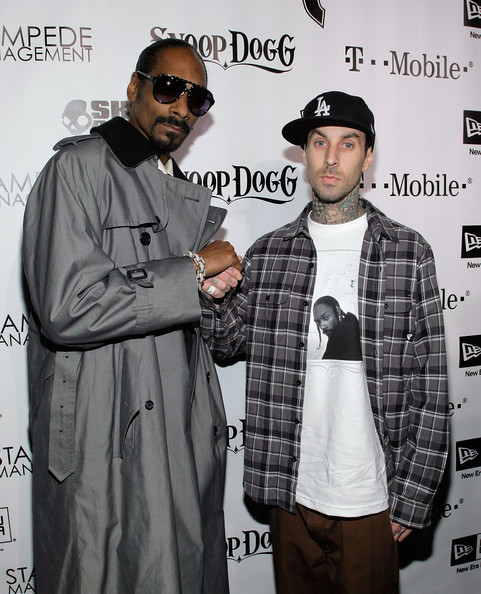 Snoop Dogg And Travis Barker Photos