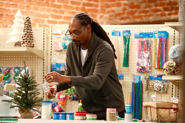 Snoop Dogg Behind the Scenes: Making with Michaels