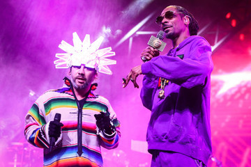 Snoop Dogg 2018 Coachella Valley Music And Arts Festival - Weekend 1 - Day 1