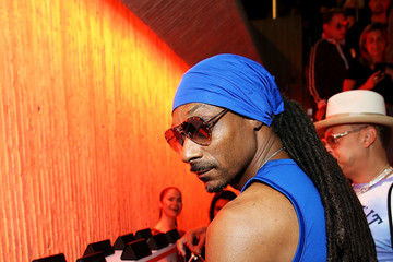 Snoop Dogg Prive Revaux Investor Closing Party At Club James In Beverly Hills