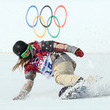 American Jamie Anderson carved her way to Olympic gold in Snowboard Ladies' Slopestyle.