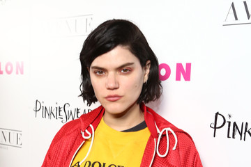 SoKo NYLON's Annual Young Hollywood Party At Avenue Los Angeles