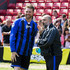 Omid Djalili Photos - (L-R0 Brian McFadden and Omid Djalili take part in Soccer Six in aid of Help A Capital Child and the Charlton Athletic Community Trust at Charlton Athletic FC on May 18, 2014 in London, England. - Soccer Six