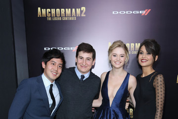 Sofia Black-D'Elia 'Anchorman 2: The Legend Continues' Premieres in NYC — Part 3