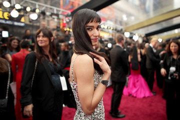 Sofia Boutella 89th Annual Academy Awards - Red Carpet