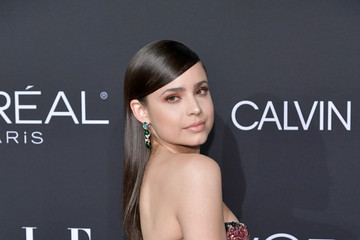 Sofia Carson ELLE's 25th Annual Women In Hollywood Celebration Presented By L'Oreal Paris, Hearts On Fire And CALVIN KLEIN - Red Carpet
