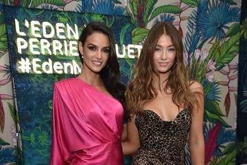 Sofia Resing Vladimir Restoin Roitfeld And Hilary Rhoda Attend L'Eden By Perrier-Jouët To Celebrate Launch Of CR WOMEN 2019