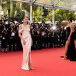"""Sofia Resing """"France"""" Red Carpet - The 74th Annual Cannes Film Festival"""