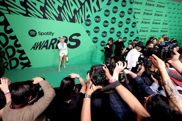 Sofia Reyes Spotify Awards In Mexico – Red Carpet