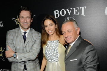 Sofia Valleri Hollywood Domino and Bovet 1822 Gala