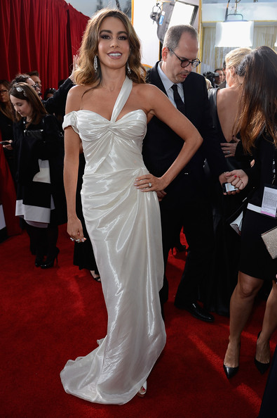 Sofia Vergara - 19th Annual Screen Actors Guild Awards - Red Carpet