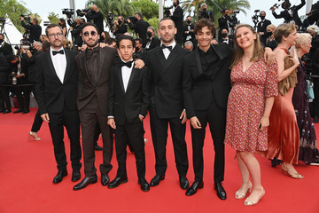 Sofian Khammes Camille Rich 'Invisible Demons' Red Carpet - The 74th Annual Cannes Film Festival