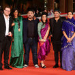 Sol Bondy 'Angry Indian Goddesses' Red Carpet  - The 10th Rome Film Fest