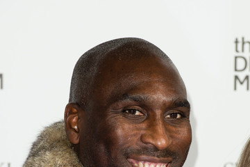 Sol Campbell The Design Museum - VIP Launch Party - Arrivals