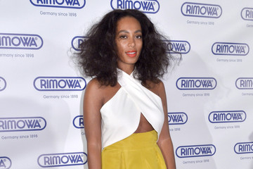 Solanga Knowles Rimowa Store Opening