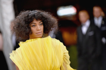 Solange 'Manus x Machina: Fashion in an Age of Technology' Costume Institute Gala