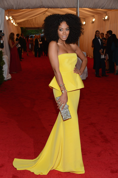 "Solange Knowles - NY: ""Schiaparelli And Prada: Impossible Conversations"" Costume Institute Gala"