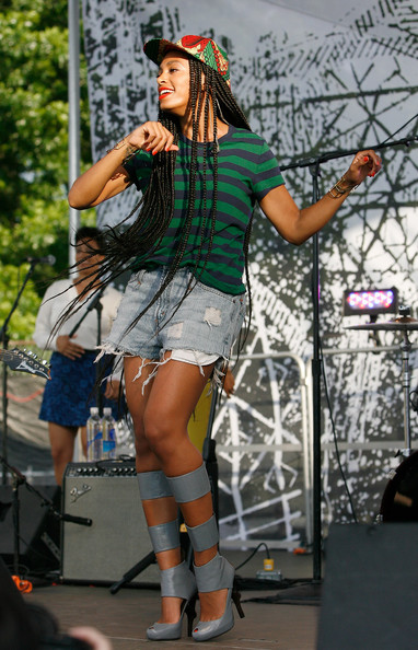 Solange Knowles - Northside Festival: Day 4