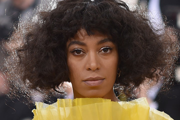 Solange Knowles 'Manus x Machina: Fashion In An Age of Technology' Costume Institute Gala - Arrivals