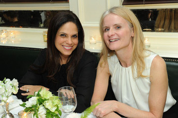Soledad O'Brien Robbie Myers Hosts an Intimate Dinner