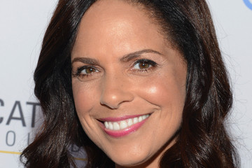 Soledad O'Brien 2015 Global Citizen Festival in Central Park to End Extreme Poverty by 2030 - VIP Lounge