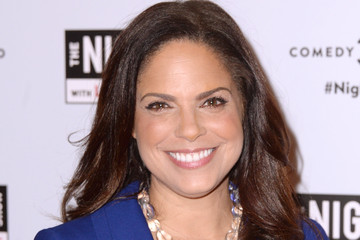 Soledad O'Brien The Nightly Show Premiere Party