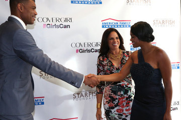 Soledad O'Brien Soledad O'Brien & Brad Raymond Starfish Foundation 4th Annual New Orleans To New York City Gala