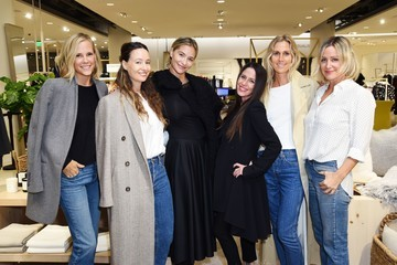 Soleil Moon Frye Jenni Kayne Nordstrom Pop-Up Dinner