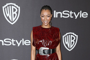 Sonequa Martin-Green InStyle And Warner Bros. Golden Globes After Party 2019 - Arrivals
