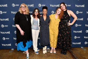 Sonequa Martin-Green Mary Chieffo Vulture Festival Presented By AT&T - Milk Studios, Day 2